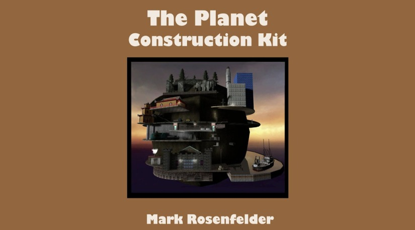 """The Planet Construction Kit"" av Mark Rosenfelder"