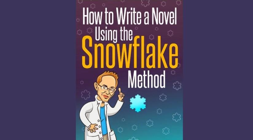 """""""How to Write a Novel Using the Snowflake Method"""" av RandyIngermanson"""